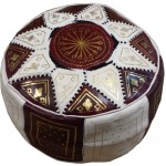 Pouf Marocain Tradition