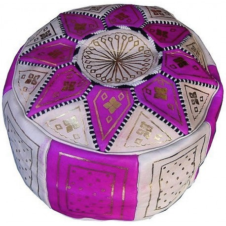 Pouf marocaine Tradition